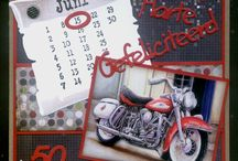 Motorplaatjes kaarten