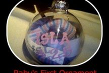 Ornaments every holiday    / DIY and more