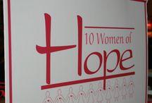 Brickyard 10 Women of Hope
