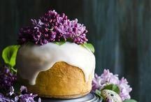 Vegan Eater Cake