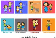 Raksha Bandhan posts