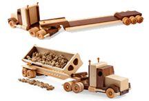 Big Trucks / Big Toy Trucks