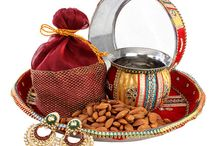Karwa Chauth Gifts for Wife / Celebrate your marriage and honor your beloved wife with exclusive karwa chauth gifts from Bookmyflowers. We have for you a whole range of karwa chauth gift for wife to celebrate the auspicious occasion with flair and festivity.