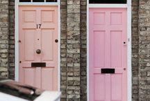 Doors / by Shauna Farmer
