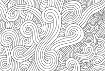 PRINT: journaling coloring pages