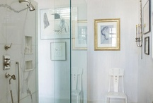 Splish Splash I Was Taking A Bath - Bathrooms / by The Antiques Diva - Toma Clark Haines