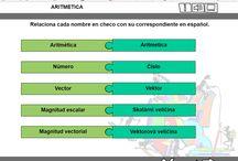 Aritmética / Matemáticas