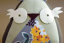 Sewing Project Ideas / by Rachel Clark