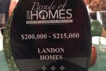 Landon Homes - Award Winner!