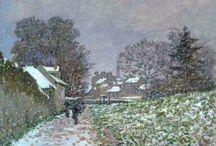 Claude Monet - Famous impresionist artist