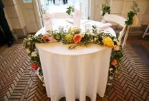 Sweetheart table designs