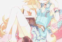 Manga Girls