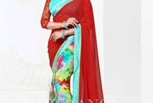 Saptrangi Season-1, Cocktail Digital Print Signature Saree online buy at wholesale price in India / Online buy Saptrangi digital print signature saree at best wholesale price. We make original designer, wedding, party wear saree. We deliver the happiness with our awesome high quality products and best customer service.