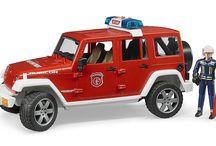 Jeep / Bruder Jeep Çşitleri