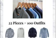men capsule wardrobe
