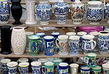 Pottery Magyar (Hungary) / by Frank H