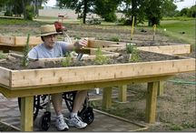 garden for disabled people