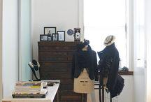 clothing store / 옷,악세사리,소품등