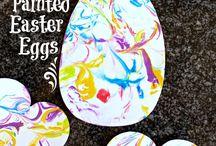 Easter / Easter crafts, Easter Baket, Easter Bunny, Easter meal everything Easter ideas