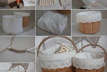 creare con le mollette di legno