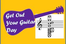 Employee Engagement -Get Out Your Guitar Day (11-Feb-2015) / Music is the  Universal Language. On this Get Out Your Guitar Day, connect the chords with your employees and enjoy with music. Encourage your employees to show their musical side and play their favorite musical instrument. #HR #EmployeeEngagement #GetOutYourGuitarDay