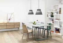 Scandinavian Style / Inspirational Scandinavian Design