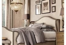 Bedroom Ideas / Inspiration for designing the perfect bedroom.