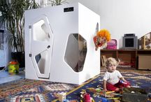 Indoor SmartPlayhouses / The interior playhouses are specially designed for children's playrooms, professional child equipment, schools and other public spaces.