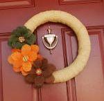 Interchangeable Wreath / by Michaella DeLozier