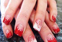 Christmas Nails / Christmas nail designs