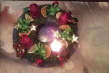 výrobky / různé výrobky do bytu,dekorace,vánoce,nápady na zdobení cukroví