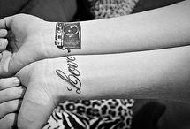 Tattoos / by Jackie Cue