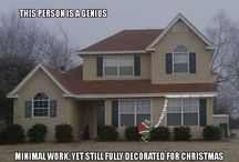 Christmas Decorations / by Erin Schrader