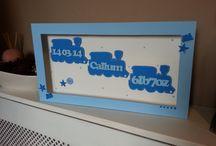 Box frames £12.50-£19.50