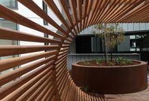 Landworks Outdoor Courtyard Design / Landworks- Boutique Apartment Outdoor Design