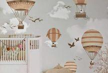 DIY Wandbilder / Inspirationen für Wanddekoration zum Selbermachen
