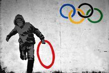 Olimpiadas / by Rafa Loucel