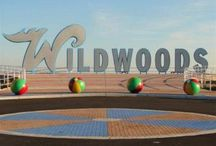 Wildwood, NJ ❤️ / My old stomping grounds. Spent every summer in the 60s and 70s (into the early 80s) at our shore house in Wildwood, NJ! I also spent a lot of time in Cape May. Fond memories.