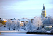 Oulu - Pohjoinen metropoli