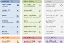 Boekhouden in Excel / Voorbeeld van Boekhouden in Excel. Meest complete Excel boekhouding.