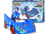 Sonic The Hedegehog / by Meccano