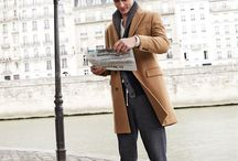 Andrew Smith / Layering for Fall