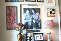 home decor ideas / by Laura Bauman
