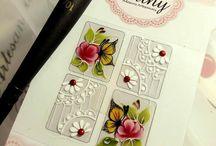 stickers de uñas