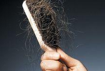 Blavk woman hair loss