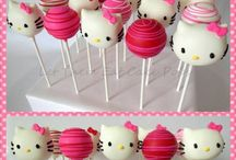 Art on a stick (cake pops) / terribly perfect looking cake pops ;)