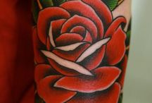 Traditional Rose color