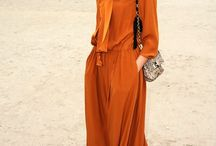 Long dress / Long dress