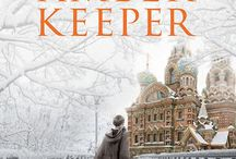 The Amber Keeper / Pictures of Russia connected to the story.