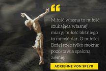 Myśli Adrienne von Speyr